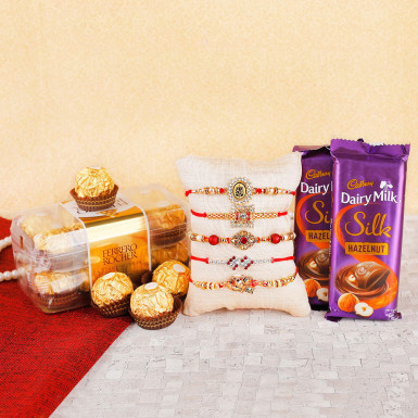 Buy Appreciative Delight Rakhi