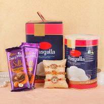 Charming Rakhi Pack