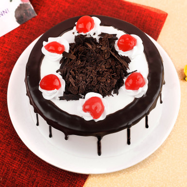 Buy Delightful Black Forest Cake