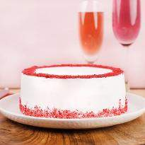 Love Expressing Red Velvet Cake