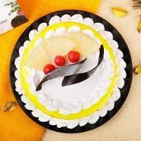 Pineapple extravaganza cake