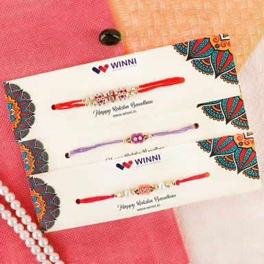 Buy Fancy Rakhi