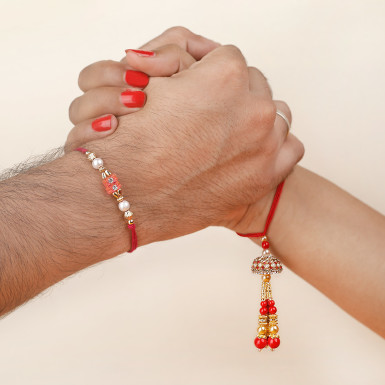 Buy Perfect Rakhi