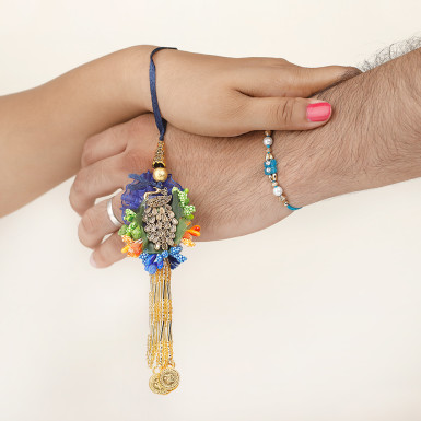 Buy Tempting Rakhi