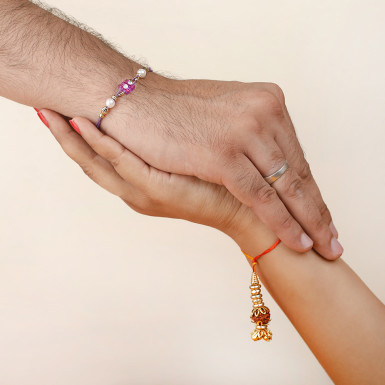 Buy Enchanting Rakhi