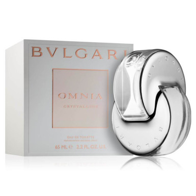 Buy Bvlgari Omnia Crystalline  EDT 65 Ml