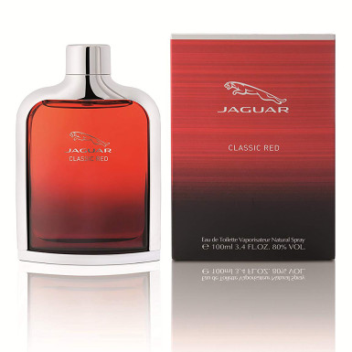 Buy JAGUAR RED 100ML EDT