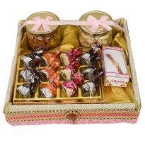 Rakhi Chocolate Hamper