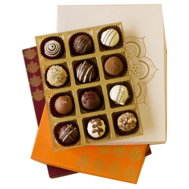 Buy Belgian Chocolate Truffles Joy