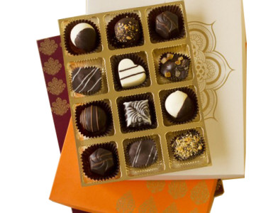 Buy Luxury Chocolate Truffles Joy