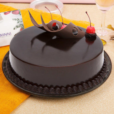 Buy Premium chocolate truffle cake