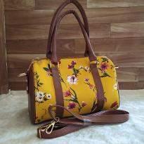 Pretty Duffle Bag