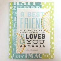 Friends Forever Card