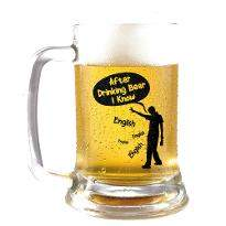 Mad Monk Beer Mug