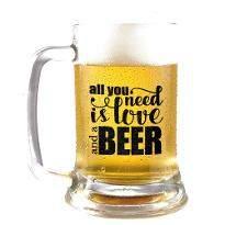 Love Beer Mug