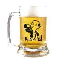 Super Daddy Beer Mug