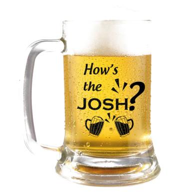 Buy Keep the Josh High Beer Mug