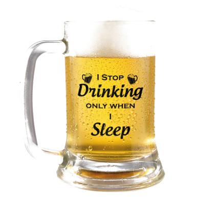 Buy Rock On Beer Mug