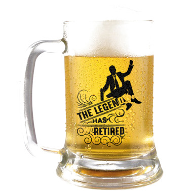 Buy Legend Beer Mug
