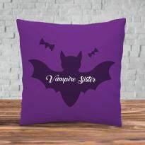 Dracula Sister Cushion