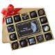 Buy Happy Raksha Bandhan with Luxury Truffles