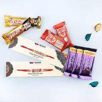 Wholesome Rakhi Hamper
