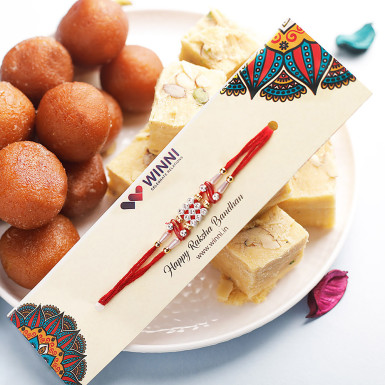 Buy Flavorsome Rakhi Bonanza