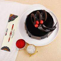 Beautiful Rakhi Gift for Cool Bro