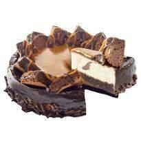 Brownie chocolate cake