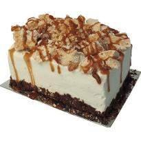 Caramel Mousse cake