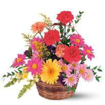 Preety Flower Basket