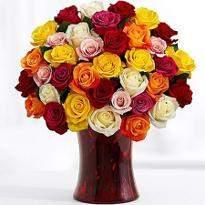 36 Mix roses Bouquet