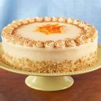 Tempting Carrot Cake