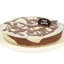 Marble Cheesecake