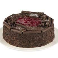 1 Kg Black Forest Cake