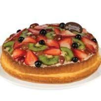 1 Kg Fresh Fruit cake