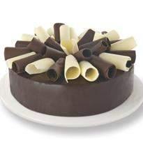 1 Kg Dark Chocolate Cake
