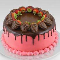 Strawberry Cake Mini