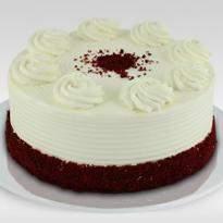 Fresh Red Velvet Cake