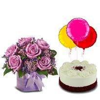 Token of Love with Cake
