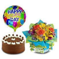Joy of Birthday Celebration