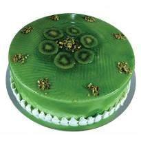 Fresh Kiwi Cake