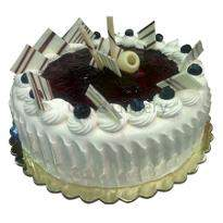 Yummy Blueberry Cake