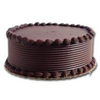 Fresh Chocolate Fudge Cake
