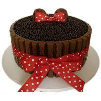 Red Ribbon Cake