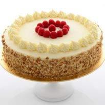 Vanilla Large Cake