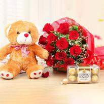 Carnations Combo