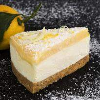 Yummy Lemon Cheesecake
