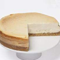 Delicious Vanilla Cheesecake