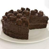 Yummy Fudge Cake
